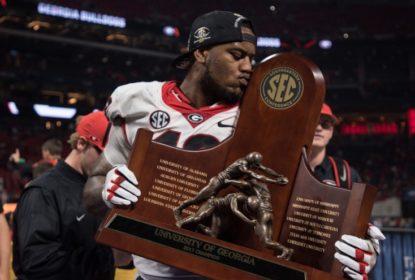 Georgia vence Auburn e é campeã da SEC 2017 - The Playoffs