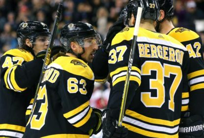 Com show de Patrice Bergeron, Bruins vencem Red Wings - The Playoffs
