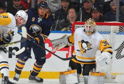 Tristan Jarry substitui Matt Murray à altura e Penguins vencem Sabres - The Playoffs