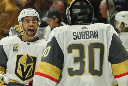 Em duelo dos irmãos, Malcolm Subban se dá melhor e Knights vencem Predators - The Playoffs