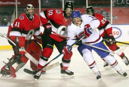 Em partida do NHL100 Classic, Senators vencem Canadiens - The Playoffs