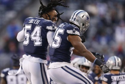 Dallas Cowboys acorda no último quarto e bate New York Giants