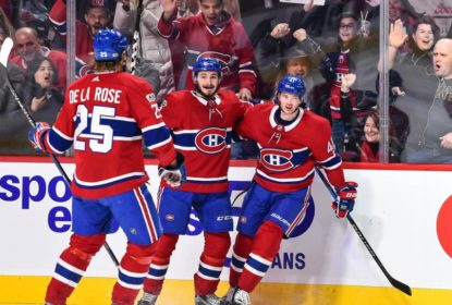 Canadiens goleiam Red Wings e alcançam 5ª vitória seguida - The Playoffs