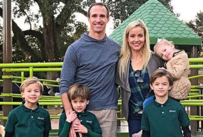 Drew Brees inaugura centro para crianças com necessidades especiais