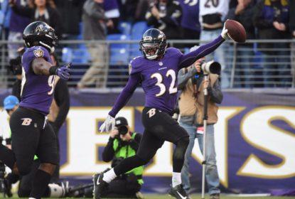 Com primeiro tempo arrasador, Ravens batem Lions em Baltimore - The Playoffs