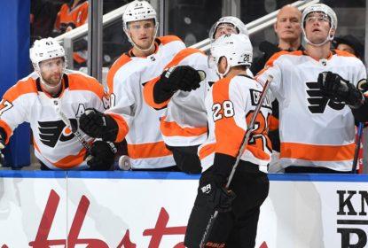 Fora de casa, Philadelphia Flyers vence Edmonton Oilers - The Playoffs