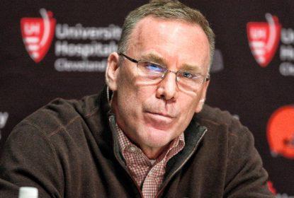 Segundo jornalistas, Browns entram em conversas para trocar escolha 4 - The Playoffs