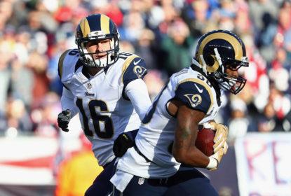 O Los Angeles Rams é o time a ser batido na NFC West? É o que apontam as casas de aposta! - The Playoffs
