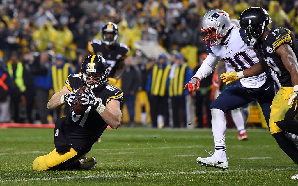 Equipes aprovam por unanimidade a nova regra de recepção da NFL aca89ba79ff16