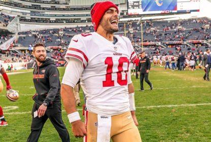 Ídolo dos 49ers, Steve Young concede voto de confiança a Jimmy Garoppolo - The Playoffs