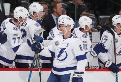 Em duelo de 11 gols, Tampa Bay Lightning vence Colorado Avalanche - The Playoffs