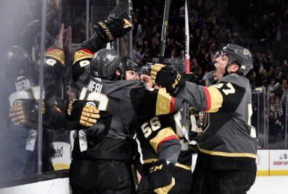 Com gol nos segundos finais, Golden Knights vencem Lightning - The Playoffs