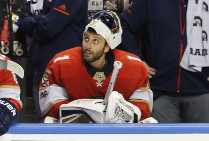 Roberto Luongo desfalcará Panthers por tempo indeterminado - The Playoffs