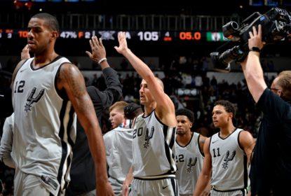 Manu Ginobili decide no fim e Spurs vencem Celtics - The Playoffs
