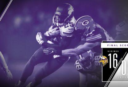 Minnesota Vikings vence Green Bay Packers sem ceder pontos - The Playoffs