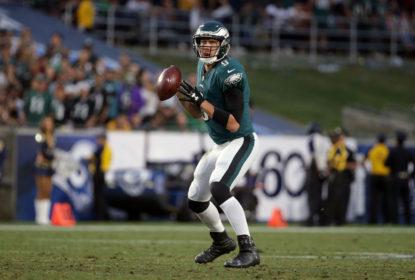 Nick Foles se diz 'pronto' para liderar Eagles após lesão de Carson Wentz - The Playoffs