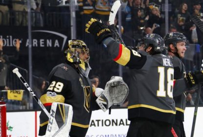 Golden Knights derrotam Penguins e disputa no Pacífico segue acirrada