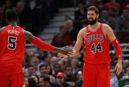 Após novela, Pelicans acertam troca por Nikola Mirotic com os Bulls - The Playoffs