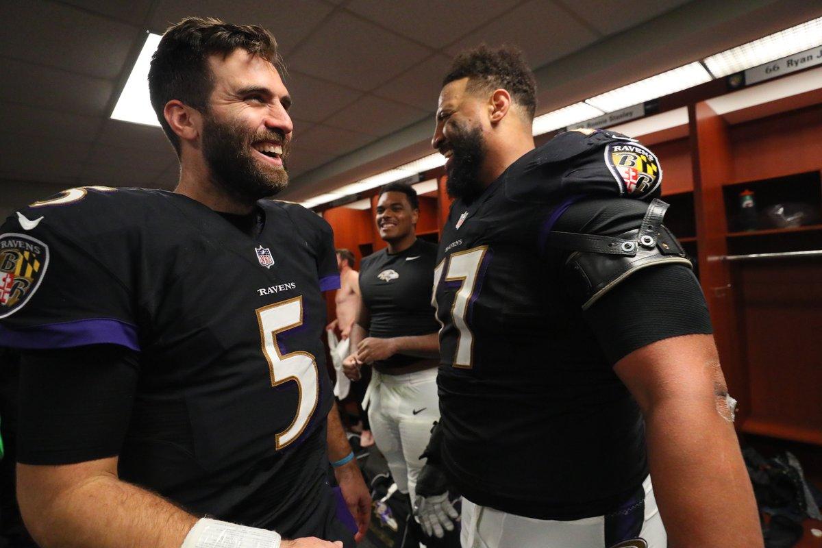 Baltimore Ravens vence Indianapolis Colts por23 a 16