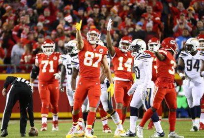 Em duelo direto, Chiefs vencem Chargers e ficam perto do título da AFC Oeste - The Playoffs