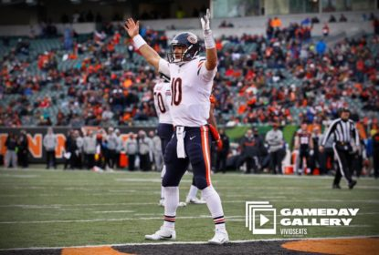 Bears surpreendem e vencem Bengals em Cincinnati - The Playoffs