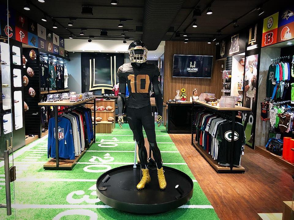 A URLACHER é o lugar certo seja você um atleta de futebol americano ou um fã  da NFL feb73339a02