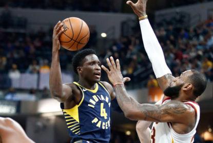 Com 33 pontos de Oladipo, Pacers acabam com sequência invicta dos Cavaliers - The Playoffs