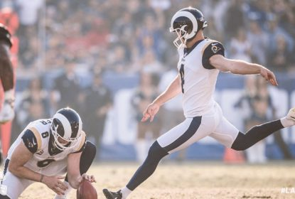 Greg Zuerlein, kicker do Los Angeles Rams
