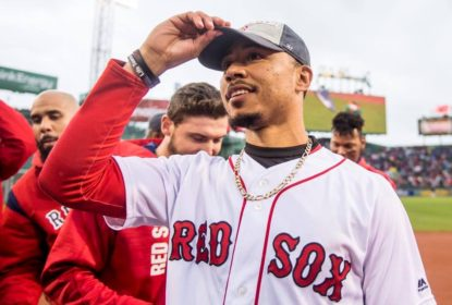 Mookie Betts e Boston Red Sox assinam contrato recorde para período de arbitragem - The Playoffs