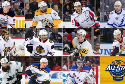 Lista dos jogadores do All-Star Game de 2018 da NHL é revelada - The Playoffs