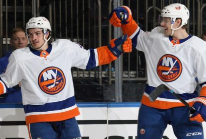 Islanders amassam Rangers com show de Mathew Barzal - The Playoffs
