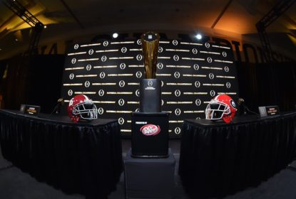 [PRÉVIA] Final do College Football Playoff: Alabama @ Georgia - The Playoffs