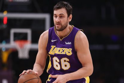 Andrew Bogut está de volta ao Golden State Warriors - The Playoffs