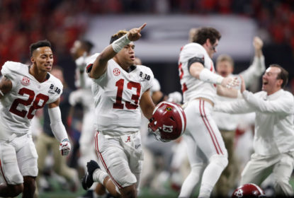 Tua Tagovailoa anuncia entrada no Draft da NFL de 2020 - The Playoffs