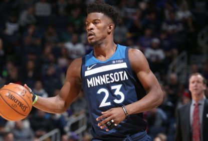 Jimmy Butler e Jae Crowder se provocam no Twitter após jogo tenso - The Playoffs