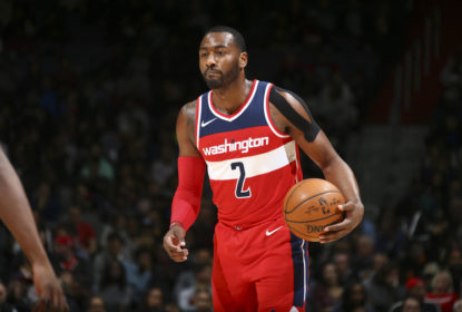 John Wall volta a treinar com os Wizards e mostra evolução - The Playoffs