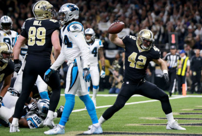 Saints batem Panthers e avançam nos playoffs da NFL - The Playoffs