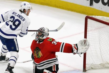 Maple Leafs superam Blackhawks no United Center - The Playoffs