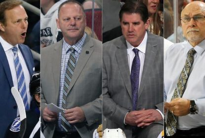 Cooper, Gallant, Laviolette e Trotz são nomeados para o All-Star Game - The Playoffs