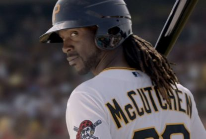 Especialista no campo central, Andrew McCutchen jogará nos Giants pelo lado direito - The Playoffs