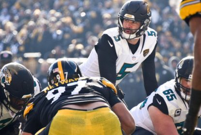 "Tom Coughlin: ""Blake Bortles é o quarterback dos Jaguars agora"" - The Playoffs"