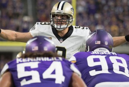 Minnesota Vikings e New Orleans Saints duelam por vaga na final da NFC