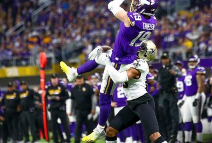 Minnesota Vikings vence New Orleans Saints e avança à final da NFC