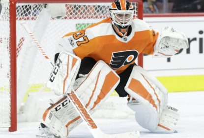 Brian Elliott passa por cirurgia e desfalcará o Philadelphia Flyers - The Playoffs