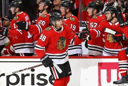 No shootout, Chicago Blackhawks derrota Ottawa Senators - The Playoffs