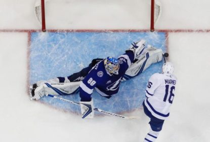 Tampa Bay Lightning vence Toronto Maple Leafs no shootout - The Playoffs