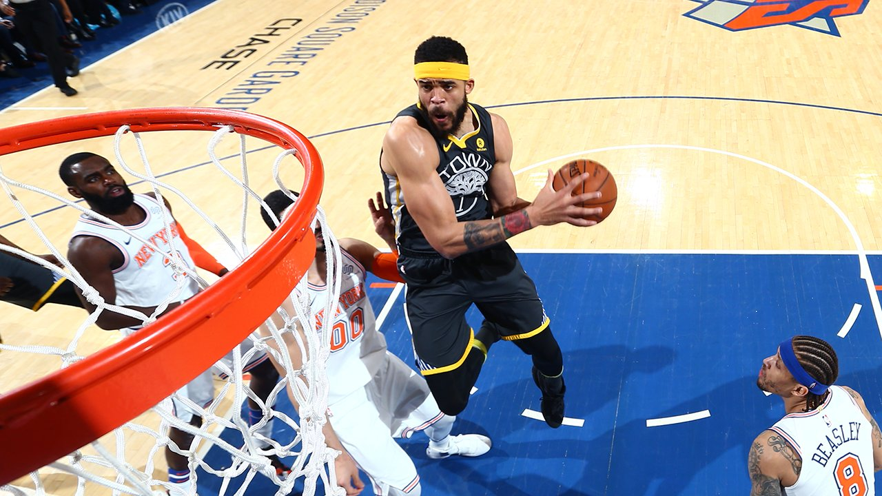Golden State Warriors - JaVale McGee
