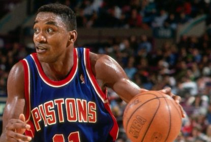 Isiah Thomas admite arrependimento por não cumprimentar Bulls nos playoffs de 91 - The Playoffs
