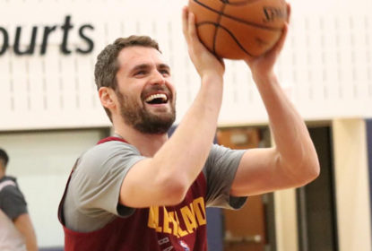 Kevin Love fala sobre alívio de estar de volta às quadras - The Playoffs