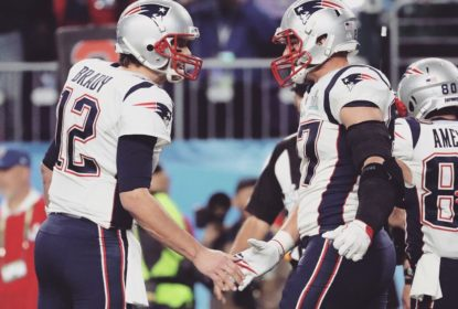Casas de aposta especulam possíveis aposentadorias no New England Patriots - The Playoffs